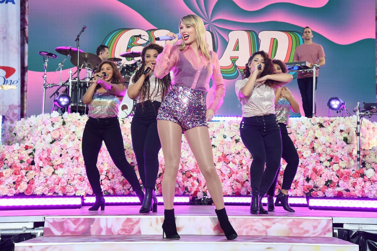 Taylor Swift - Good Morning America