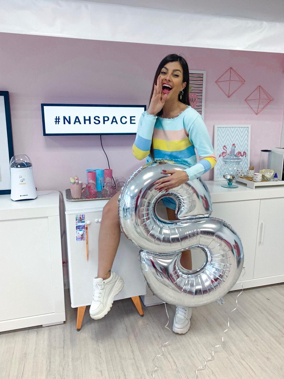 Sorteio: Vem conhecer o Nah Space e passar um dia comigo no meu escritório!