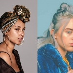 "Alicia Keys faz cover lindo de ""Ocean Eyes"" da Billie Eilish!"