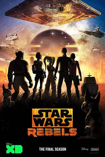 STAR WARS REBELS | 2014