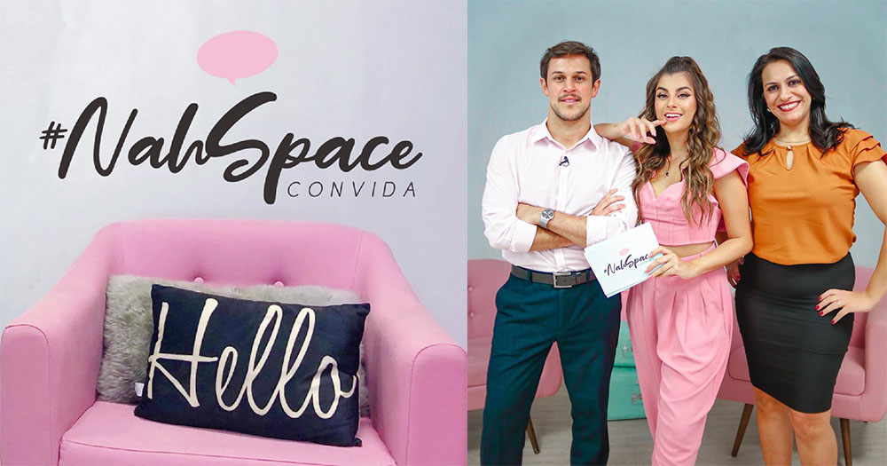 NahSpace Convida: Como cuidar do seu negócio de forma profissional - Episódio 1
