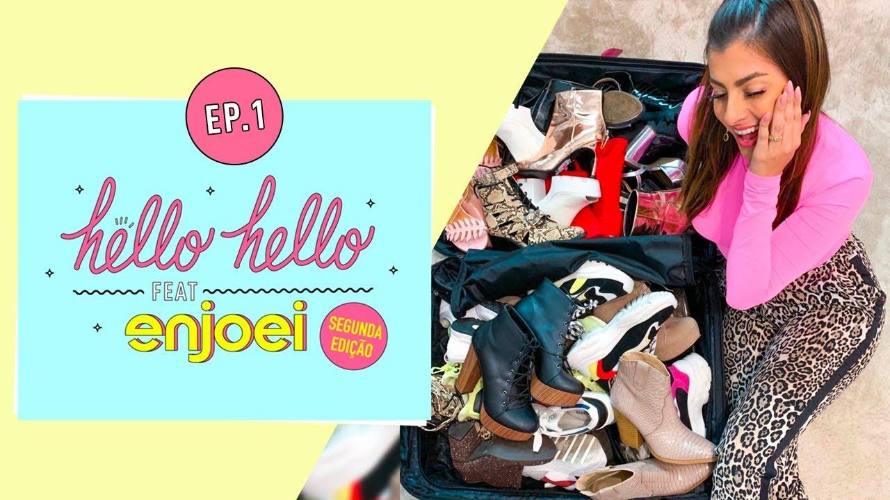 Bazar Beneficente: Hello Hello Bazar feat. Enjoei - Episódio 1 / 2ª Edição