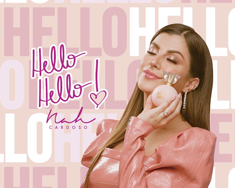 Minha Linha de Cosméticos Hello Hello Perfume