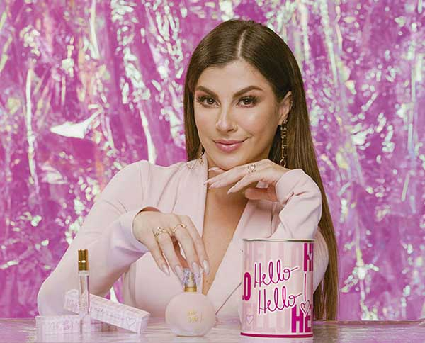 Nah Cardoso Hello Hello Perfume