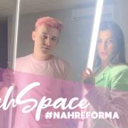 Reforma do Nah Space 2.0 - Episódio 3 - Compras + Iluminação + Pintura