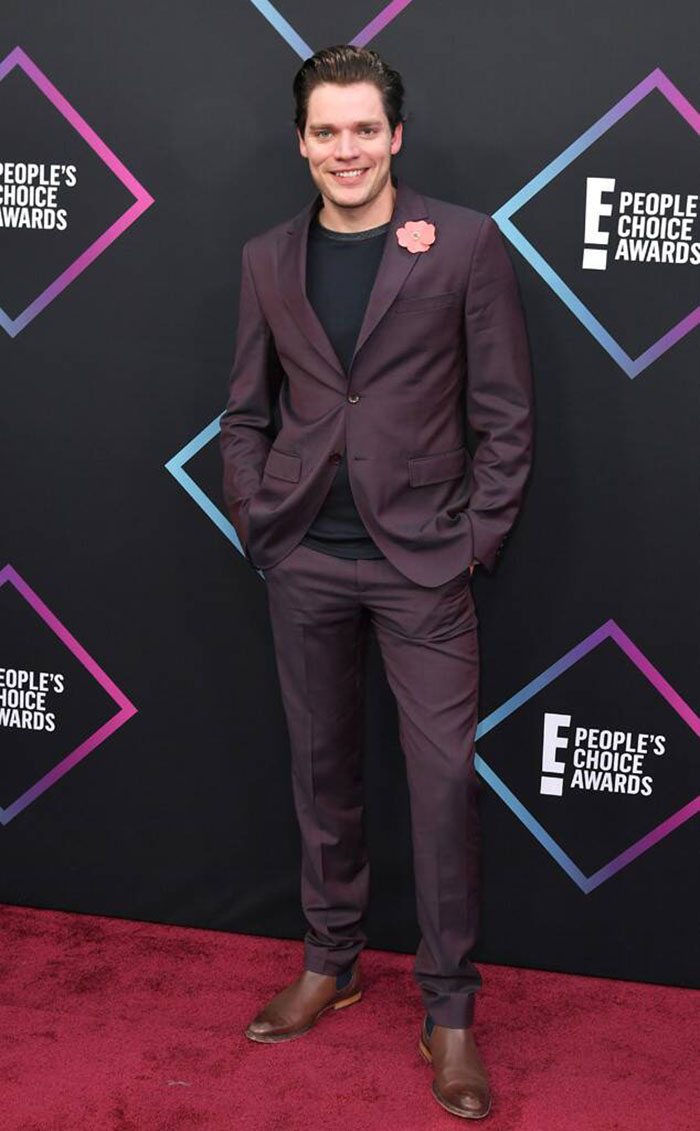 Dominic Sherwood (Foto: Getty Images)