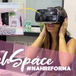 Reforma do Nah Space: PRONTO em 3D com realidade virtual! Ep. 5