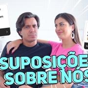 SUPOSIÇÕES SOBRE O NOSSO RELACIONAMENTO! - Vlog Youtube - Nah Cardoso