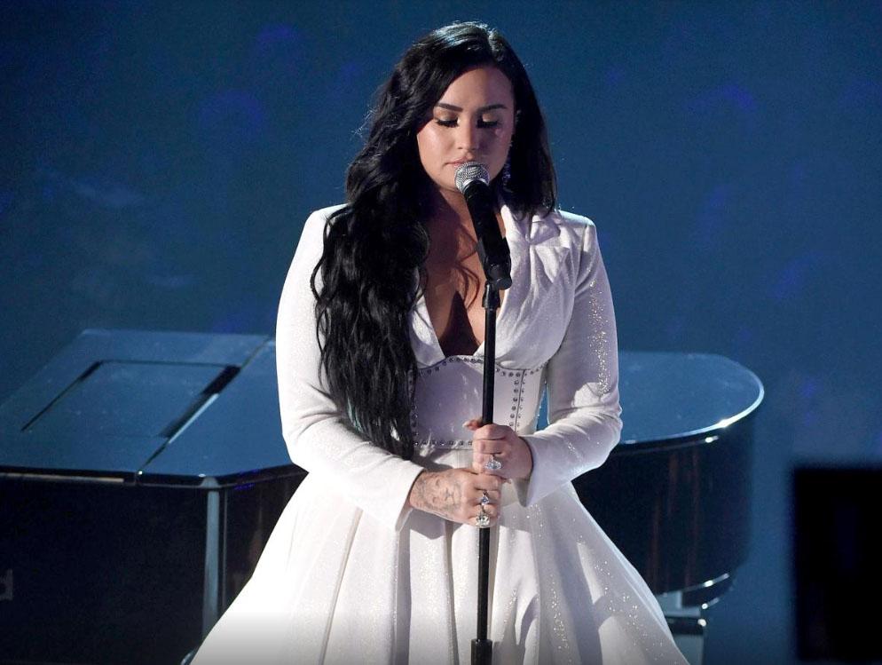 Grammy 2020: confira as melhores performances da noite - Demi Lovato