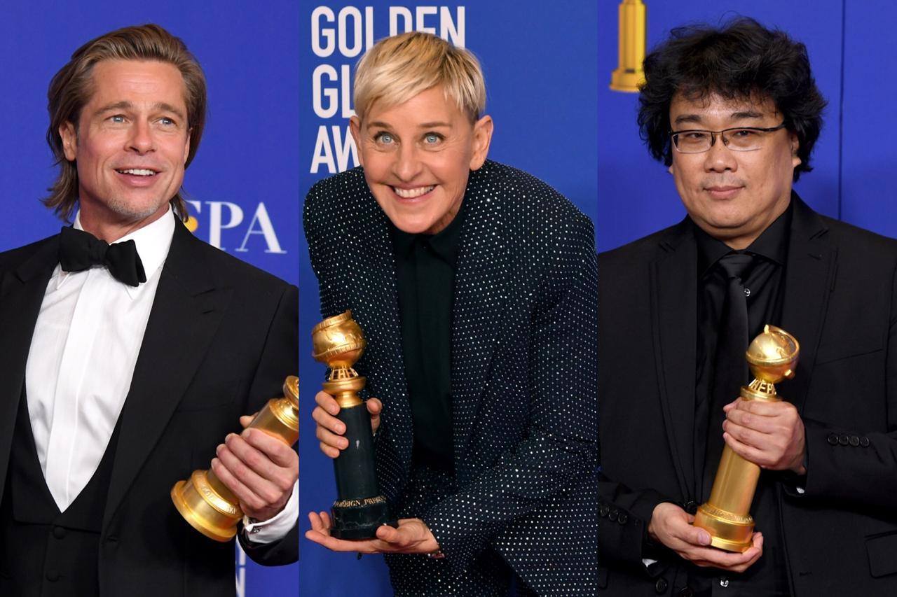 Globo de Ouro: os grandes vencedores do Golden Globes 2020