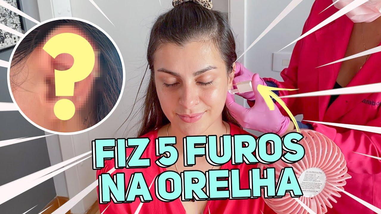 Vlog: Fazendo publipost, Nariz Quase Quebrado, Festa do Neno, Piercing