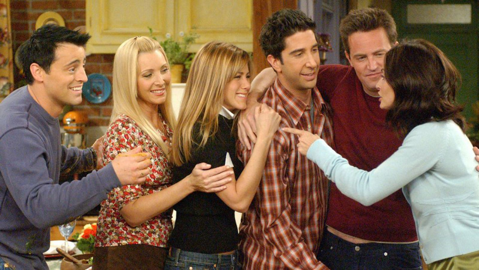 FRIENDS vai ganhar especial na HBO Max? Friends Reunion é confirmada!