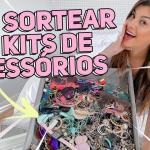 Sorteio: Kit de Acessórios + Organizando meu móvel! | Vlog