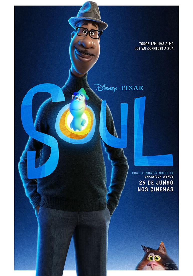 Soul: Pixar revela novo trailer da animação do criador de Divertida Mente