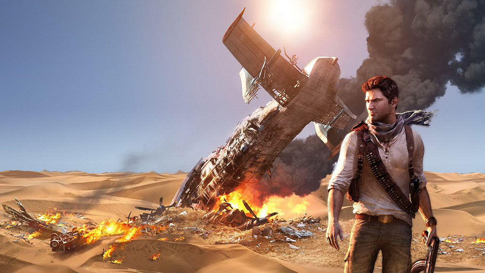 Uncharted: Jogo vira filme com Tom Holland, Mark Wahlberg e Antonio Banderas