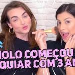 MAQUIA E FALA: O poder da maquiagem com Rômolo Cricca!